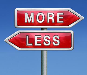 Stop Settling for Less